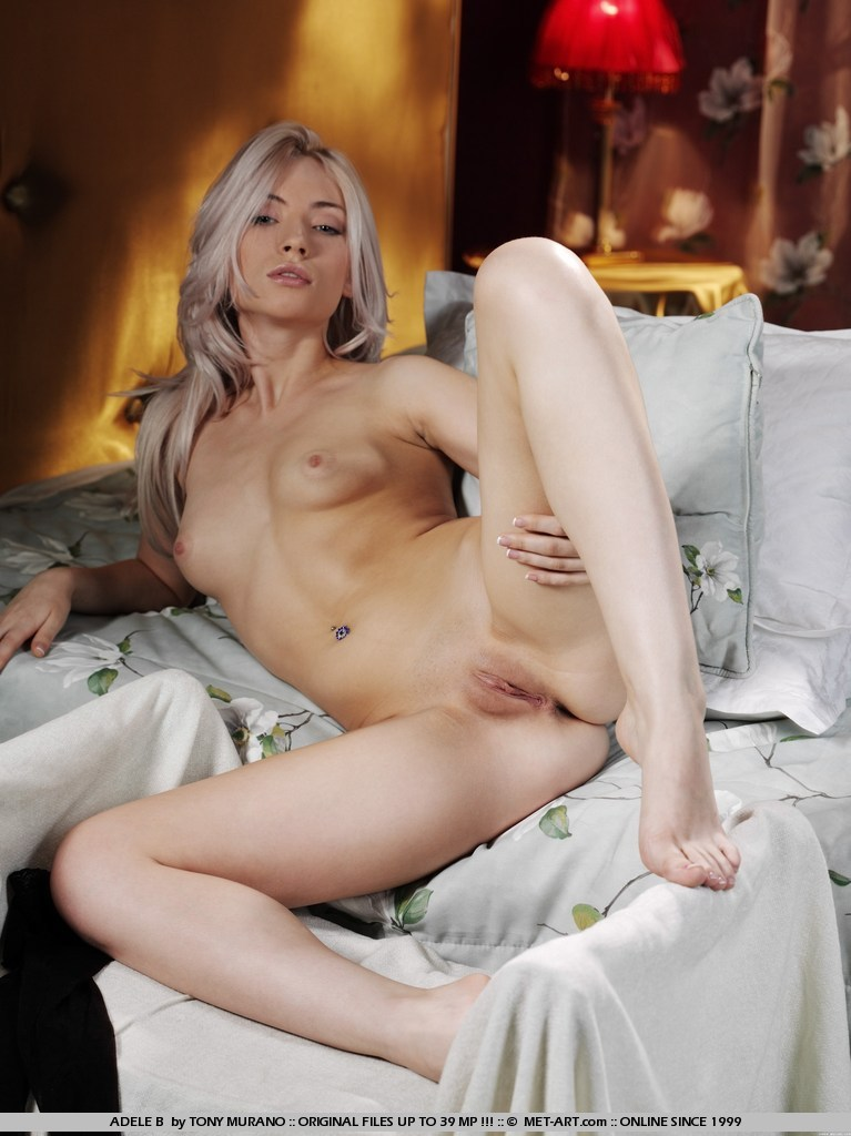 Fit blonde model makes passionate love to her man 3